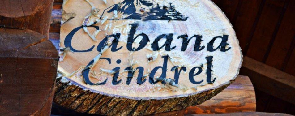 Cabana CINDREL – regim 2 camere...